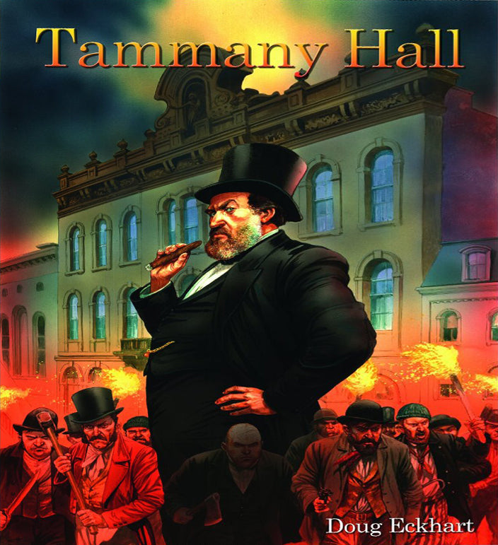 Tammany Hall (Minor Box Damage)
