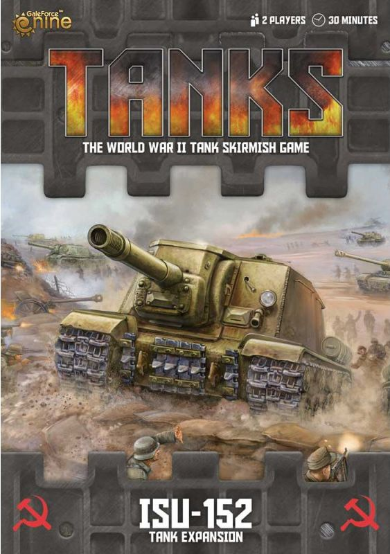 Tanks: ISU-152 Expansion - SOVIET