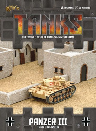 Tanks: Panzer III Expansion - GERMAN
