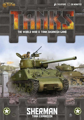 Tanks: Sherman Expansion - US