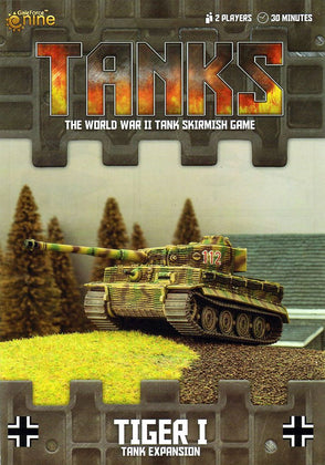 Tanks: Tiger I Expansion - GERMAN