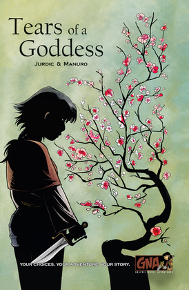 Tears of a Goddess - Graphic Novel Adventures (Hardcover)