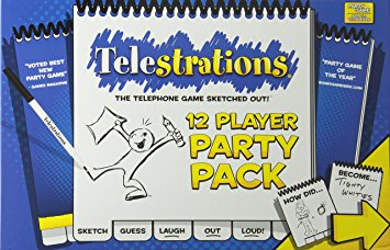 Telestrations - 12 Player Party Pack Edition