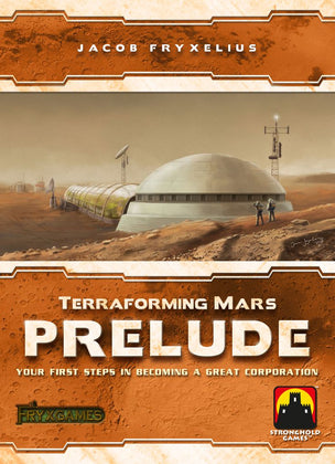 Terraforming Mars: Prelude Expansion