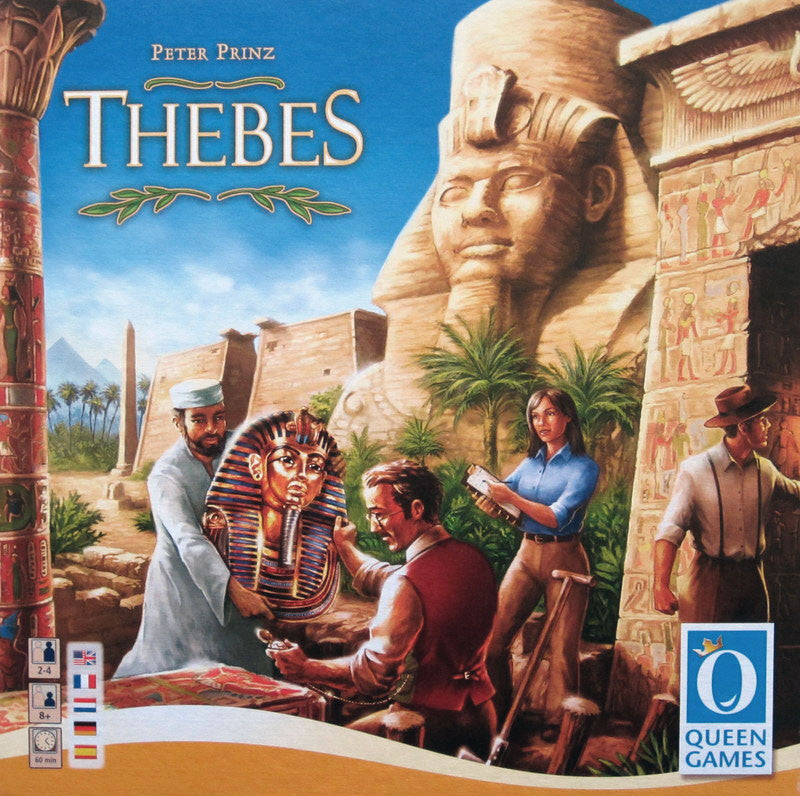 Thebes (Minor Box Damage)