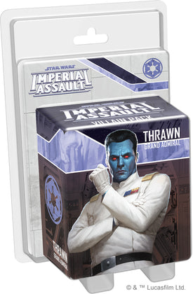 Star Wars: Imperial Assault - Thrawn Grand Admiral Villain Pack