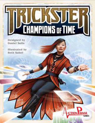Trickster: Champions of Time (Previously Played)