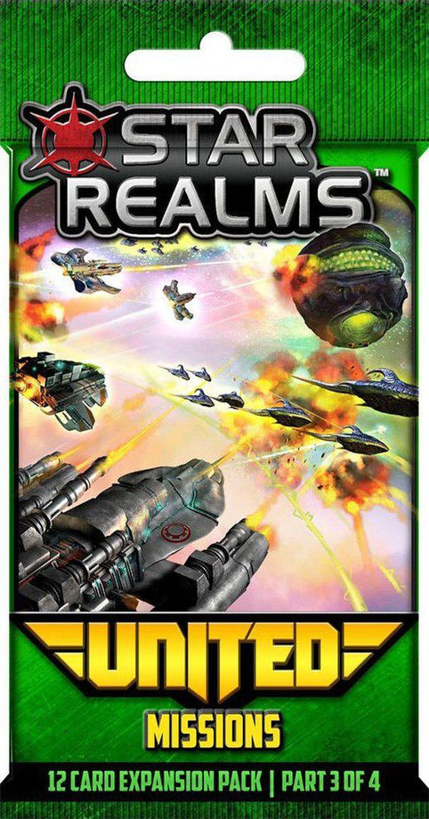 Star Realms: United - Missions Expansion