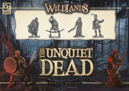 Wildlands: Unquiet Dead Expansion