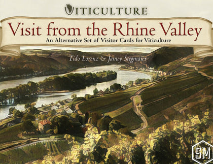 [PRE-ORDER] Viticulture: Visit from the Rhine Valley Expansion