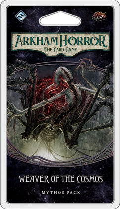 Arkham Horror: The Card Game – Weaver of the Cosmos Mythos Pack