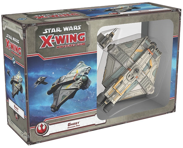 Star Wars: X-wing: Ghost Expansion Pack