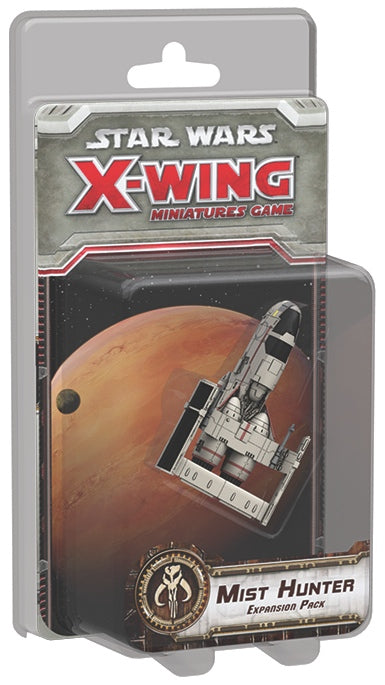 Star Wars: X-wing: Mist Hunter Expansion Pack