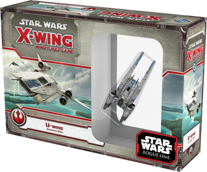 Star Wars: X-wing: U-Wing Expansion Pack