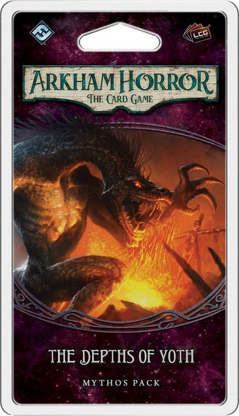 Arkham Horror: The Card Game - Depths of Yoth Mythos Pack