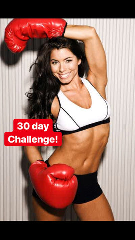 30 Day Challenge for Women - Body by Tara