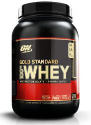 Optimum Nutrition: Gold Standard Whey - Body by Tara