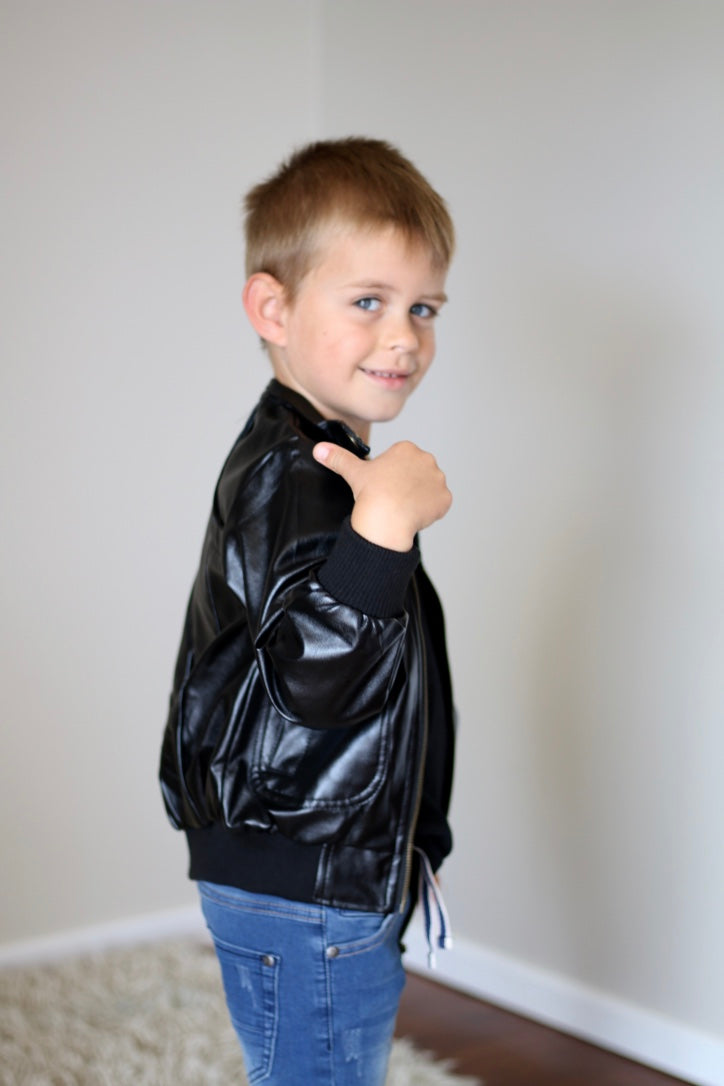 0a499466f Boys Leather Jacket – Punks and Petals