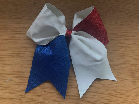 Red, White and Blue Bow