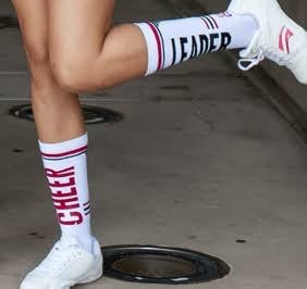 Cheer Leader Socks
