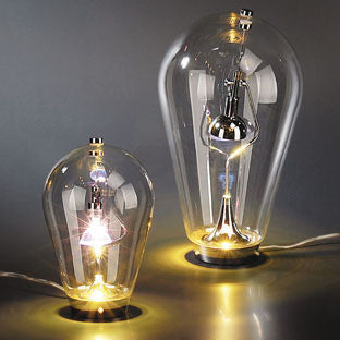 Big Bulb Table Lamp - VMC Creative Designs