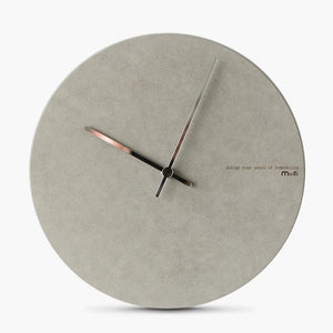Modern  Quartz Wall Clock - VMC Creative Designs