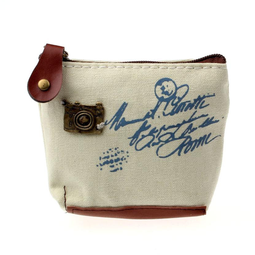 Women Travel coin purse - VMC Creative Designs