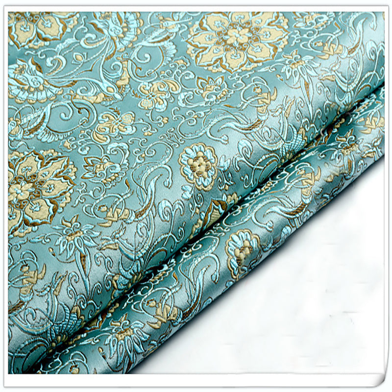 Brocade Upholstery Fabric 29.5in by the yard - VMC Creative Designs