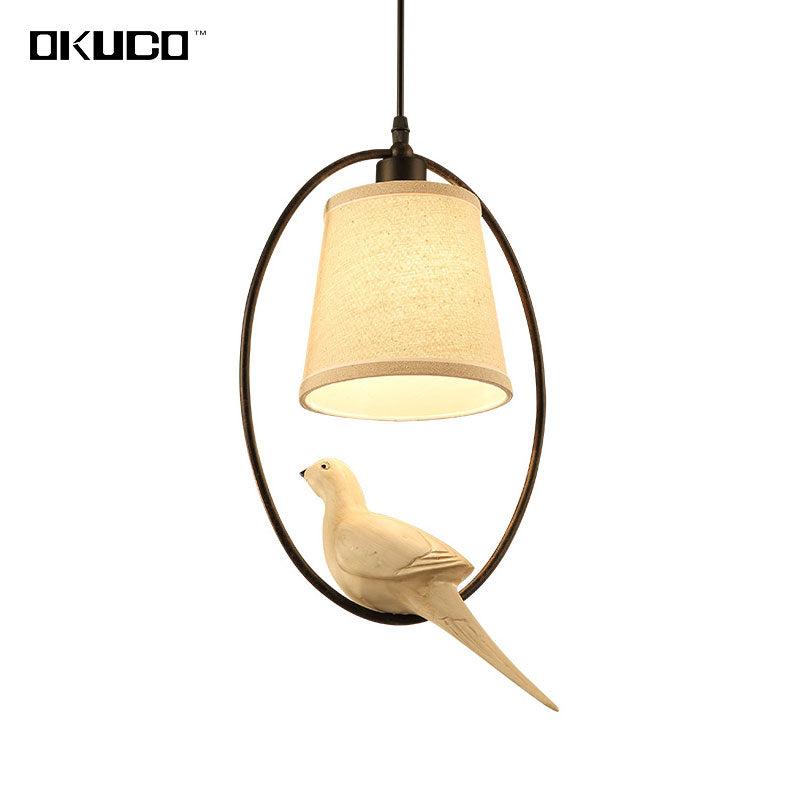 Vintage Bird pendant light - VMC Creative Designs