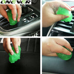 1PC car cleaning products magic cyber microfiber sponge Gel - VMC Creative Designs