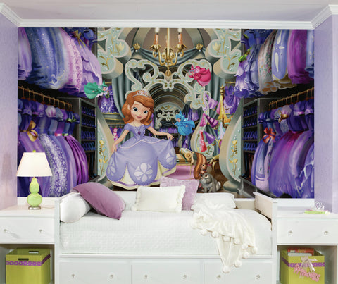 Sofia the First – The Wall Shop