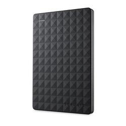 "SEAGATE EXPANSION PORTABLE 2.5"" 2TB EXTERNAL USB3.0 HARD DRIVE (BLACK), 1YR"