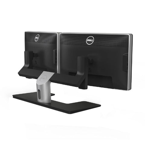 DELL MDS14A DUAL MONITOR DESKTOP STAND WITH VESA ADAPTOR, 1YR WTY