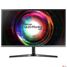 "SAMSUNG H750 27.9"" UHD (16:9) LED, 3840X2160, 1MS, HDMI, D/PORT, TILT, VESA, 3YR"