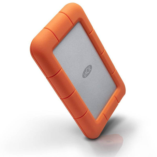 "LACIE RUGGED PORTABLE 2.5"" 4TB USB-C, 2YR"