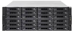 BUNDLE QNAP TS-EC2480U-4GR2, 24 BAY RACK NAS + SEAGATE ENT 24 X 4TB(ST4000NM0115) HDD+RAIL