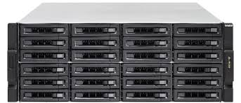 BUNDLE QNAP TS-EC2480U-4G-R2, 24 BAY RACK NAS + SEAGATE ENT 24 X 6TB(ST6000NM0115)HDD+RAIL
