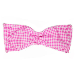 TOP LOLITA CHECKER PINK (SUTIÃ/TOP)