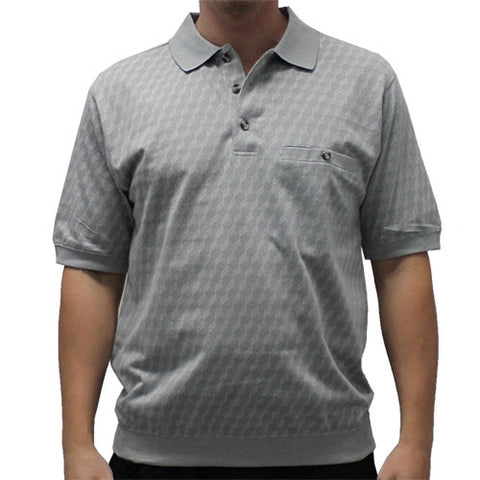 Safe Harbor Short Sleeve Banded Bottom Shirt 112012 - bandedbottom