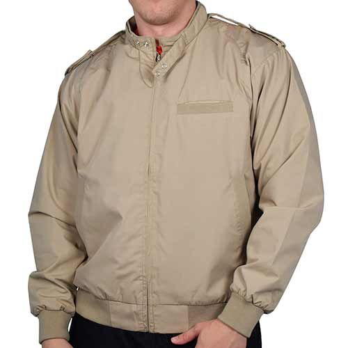 Cotton Traders L/S Chintz Mens Jacket - Big and Tall - theflagshirt
