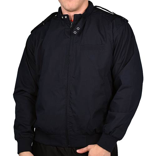 Cotton Traders L/S Chintz Mens Jacket 3900 - badedbottom