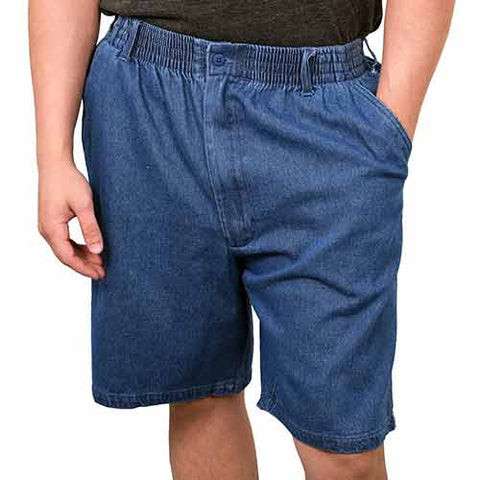 LD Sport Full Elastic Denim Short - 5311