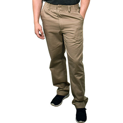 LD Sport Full Elastic Casual Pants - 541034 - bandedbottom