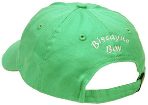 Biscayne Bay Tattered Hat kiwi - banded bottom