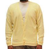 Men's L/S Links Cardigan Sweater 4000-37 - bandedbottom