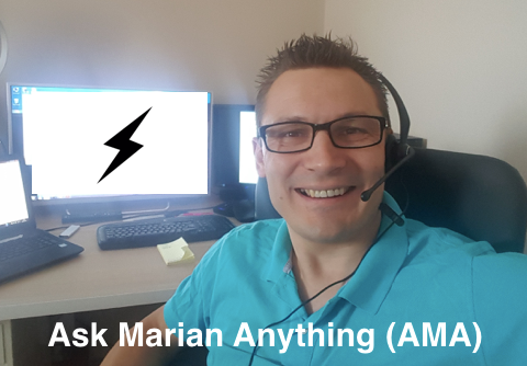 Ask Marian Anything (AMA)