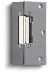 Door entry system with Yale door release