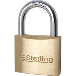 40mm Mid Security Brass Padlock