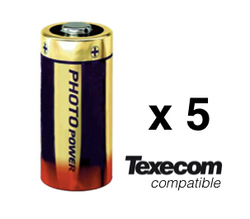 Texecom Ricochet wireless sensor battery