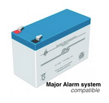 Burglar alarm battery - 7ah